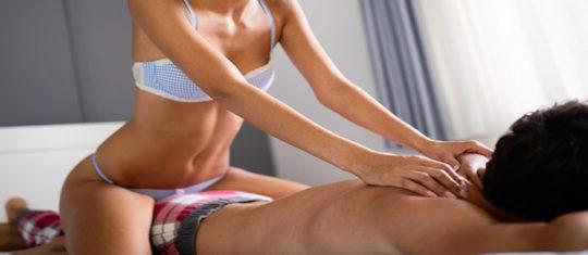 bienfaits du massage sensuel