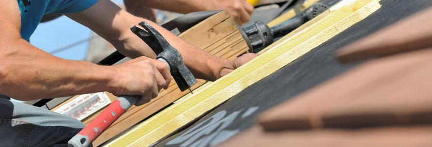 Rénovations de toitures