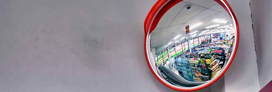 Miroirs de sécurité extérieurs