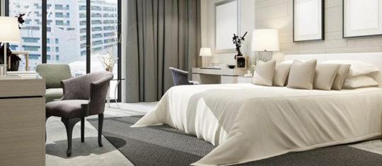 Trouver une chambre d'hôtel à Lausanne