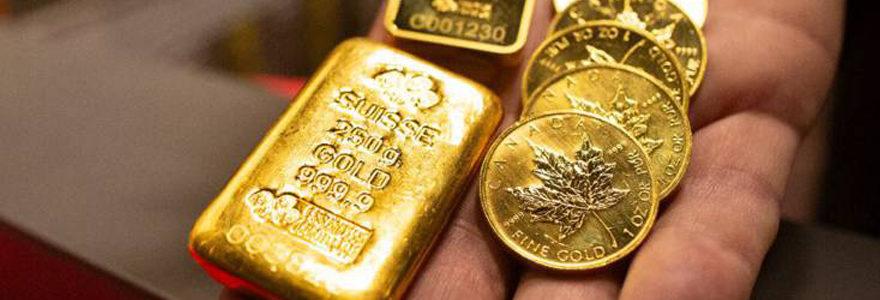 rachat de l'or