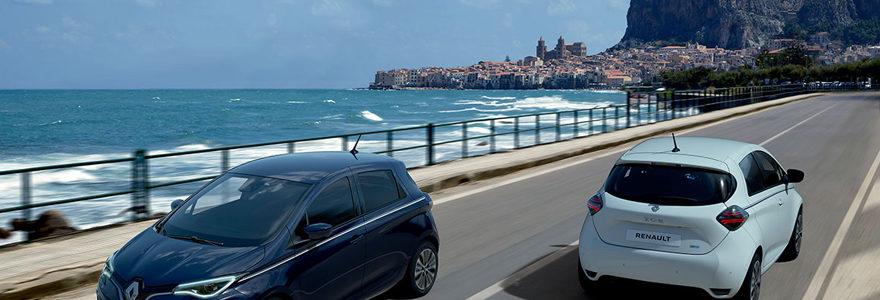 Renault Zoé d'occasion