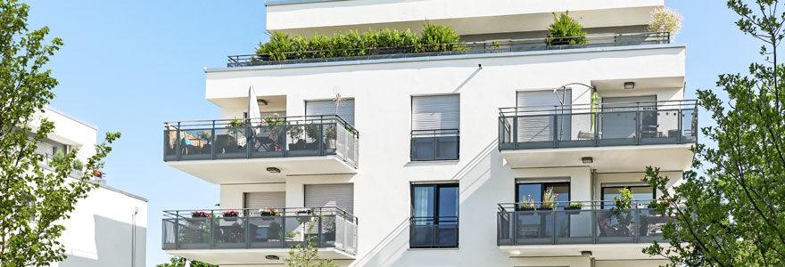 Appartement neuf avec la loi Pinel