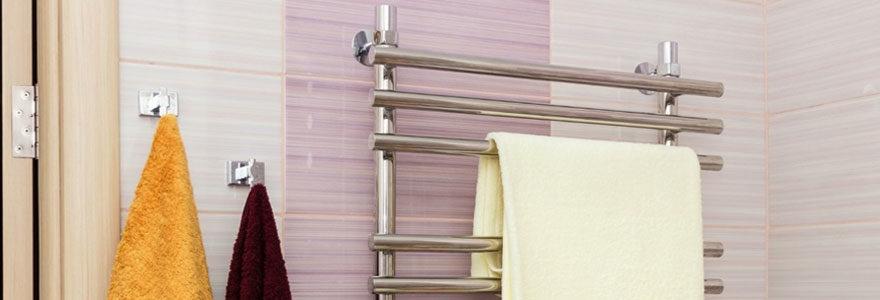 Sèche serviettes électrique