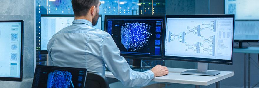 Métiers de l informatique