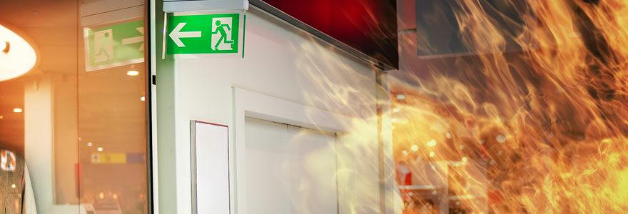 Entreprise de sécurité incendie