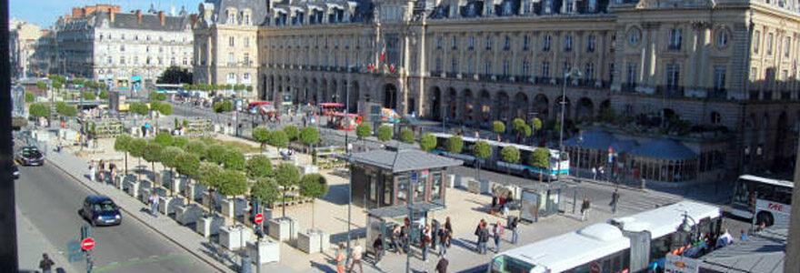magasins à Rennes